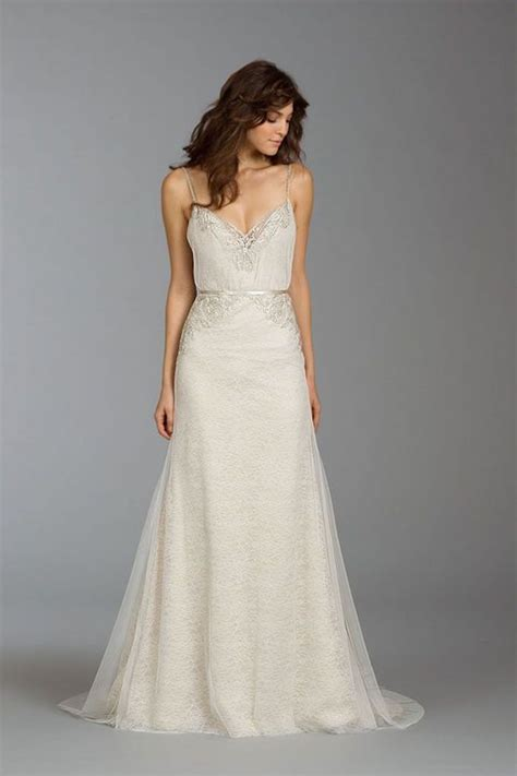 Simple Wedding Dresses by Simple Wedding Dresses With Elegance Modwedding