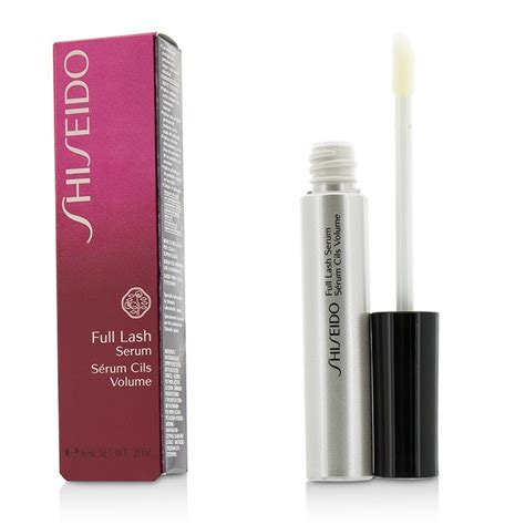 shiseido lash serum 6ml 0 21oz cosmetics now us