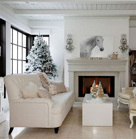 modern living room decorating ideas from tumidei freshome com 30 modern christmas decor ideas for delightful winter