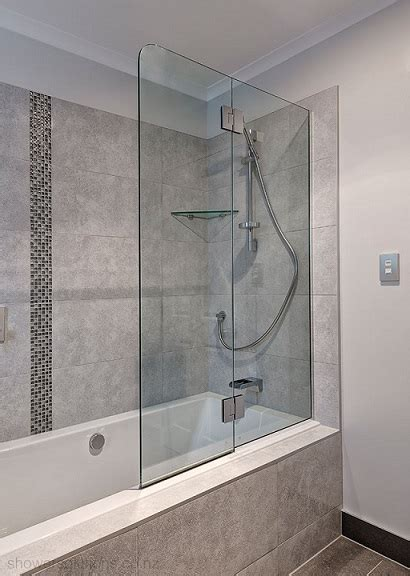 glass shower screen for bath bath screens shower solutions