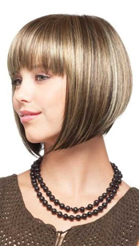 jaw length haircuts no bangs chin legnth bob with fringe hairstylegalleries com