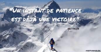 Un Instant De Patience Est D 233 J 224 Une Victoire