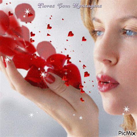 imagenes tiernas tirando besos beijo picmix