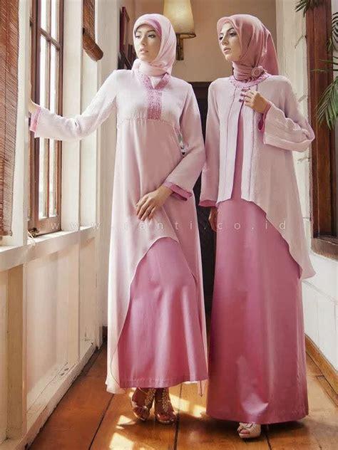 Strala Set Atasan Busana Muslim Maxi Dress Blouse Pant gamis modern jpg 768 215 1025 model baju