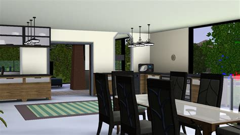 Dining Room Set Sims 3 Sims 3 Conversions Dining Room Picture 4 Cc The