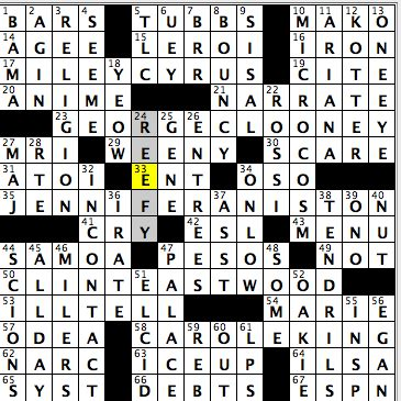usa today crossword july 13 2015 reason to take maalox crossword