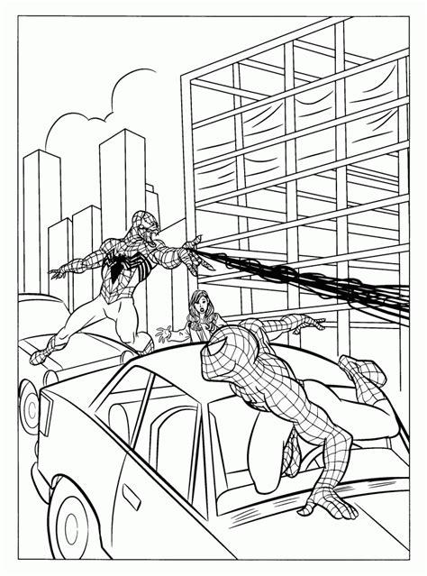 lego venom coloring page spiderman vs venom coloring pages coloring home