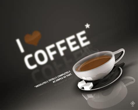 wallpaper coffee love i love coffee by p4rt on deviantart