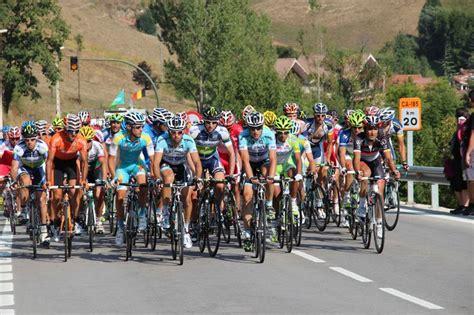 la vuelta a europa la vuelta ciclista a espa 241 a pasar 225 por puente genil el 2 de septiembre puente genil noticias