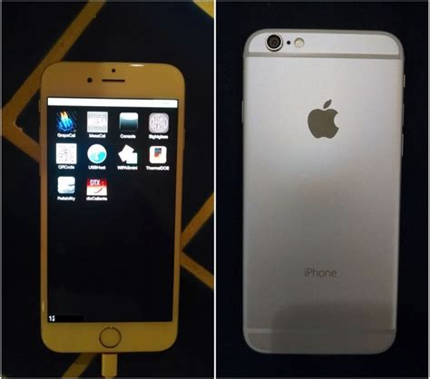 Pinlo Iphone 6 Proto Clear 1 unfinished iphone 6 sells on ebay for 11 000