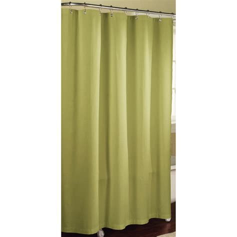 mainstays shower curtain mainstays fabric shower curtain liner light willow