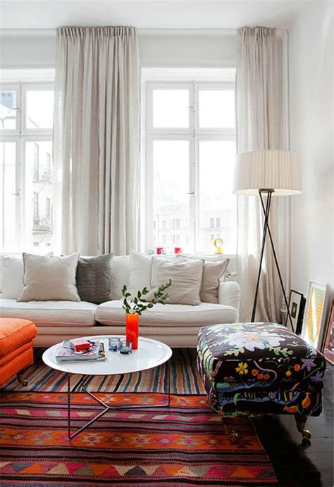Curtains From Ceiling To Floor 12 Hacks To Make Your Home Look More Luxe Brit Co