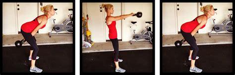 2 handed kettlebell swing the latest swing in the fitness world heidi powell
