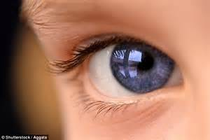 how is eye color determined think you blue they are actually brown optical