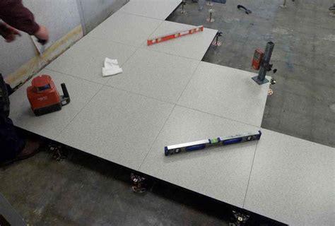 Raised Access Floor by Quality Raised Floor Installation Monman