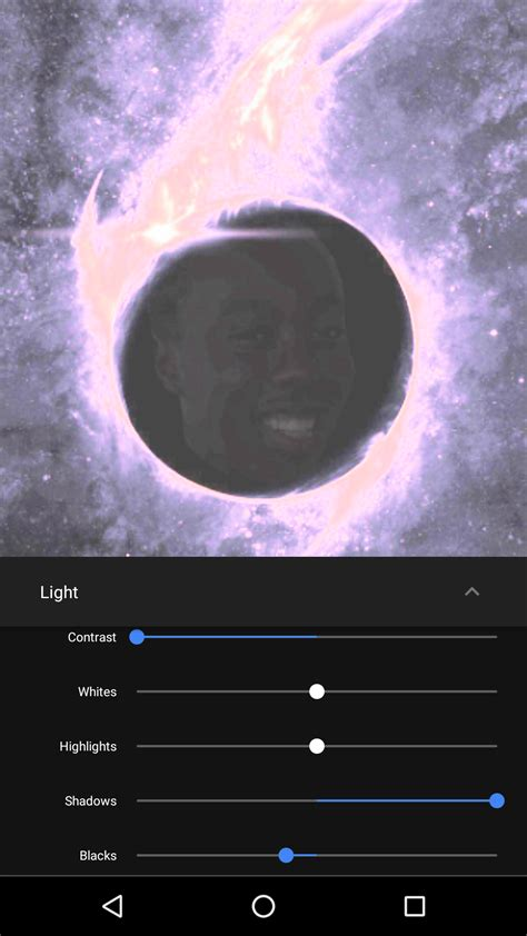 wallpaper black hole kid smiling poetry guy s wallpaper is not what it seems to be