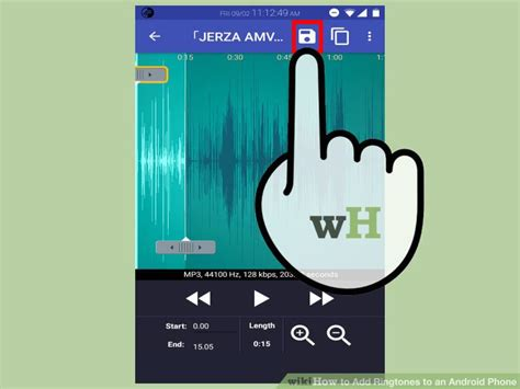 ringtones for android phone 2 easy ways to add ringtones to an android phone wikihow