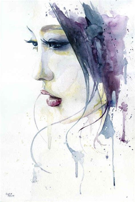 water color ideas 1000 ideas about watercolor portrait tutorial on
