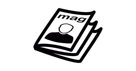 icon design mag magazine free commerce icons