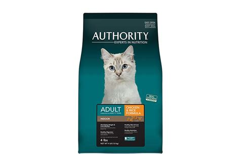 authority food authority 174 cat kitten food petsmart