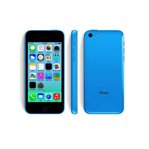 coquediscount t 233 l 233 phone iphone 5c bleu factice