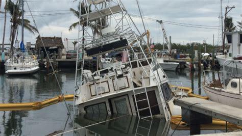 charter boat jobs florida keys hurricane irma cost florida fishing industries almost 200