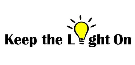 Keep The Lights On by Island Coalition For The Homeless Keep The Light On