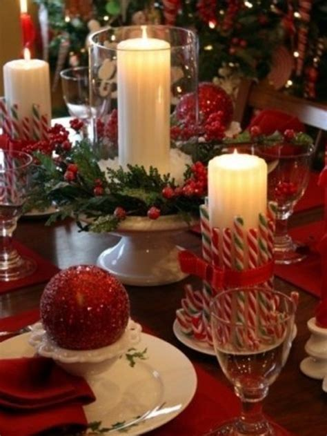 christmas table decorations collection of christmas decor ideas