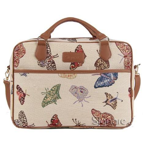 Tas Wanita Plaid Garden Bag signare tapestry business briefcase fashion laptop computer bag fit 15 quot 15 6