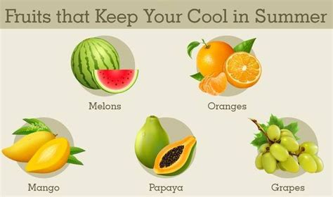5 fruits in 5 fruits that keep your cool in summer tiny tots