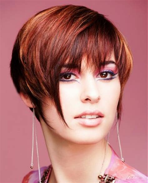 edgy hairstyles for the office 19 best cortes images on pinterest short hair pixie