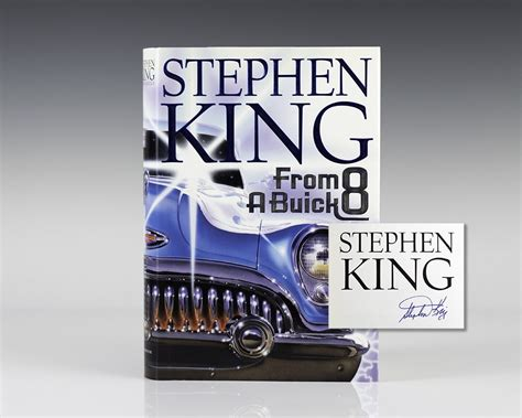 from a buick 8 a novel books from a buick 8 stephen king edition signed book
