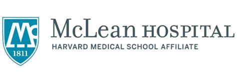 Mclean Detox Treatment Hospital by Danielle Eagan Ph D
