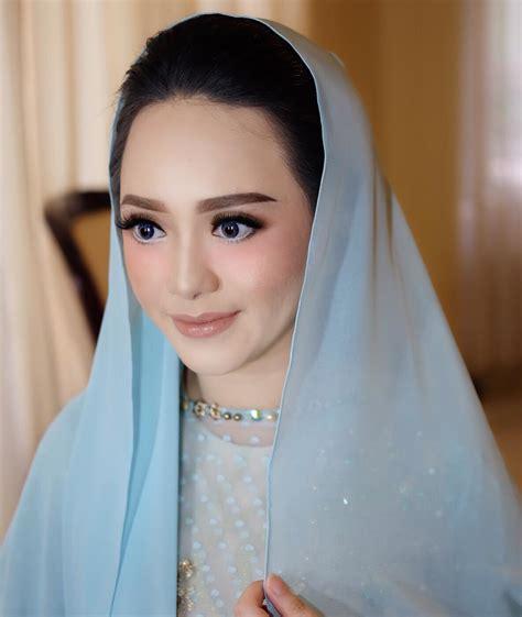 Makeup Nanath intip gaya makeup artis ini untuk lebaran kamu