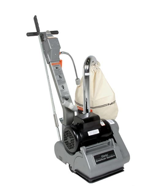 FLOOR SANDER, EZ 8 DRUM   Broadway Rental Equipment Co