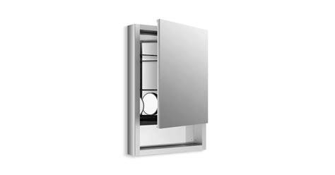 kohler replacement inner shelf for medicine cabinet k 99005 r verdera medicine cabinet with quick access