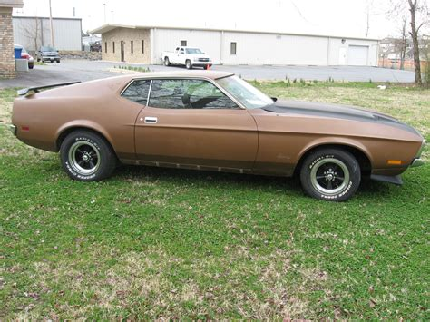 1972 fastback mustang for sale ford mustang fastback 1972 for sale