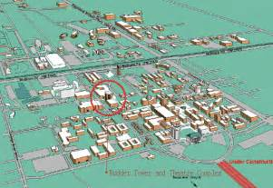 a m college station map a m cus map