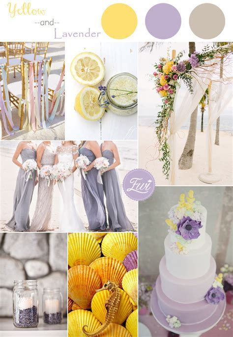 Top 5 Beach Wedding Color Ideas For Summer 2015