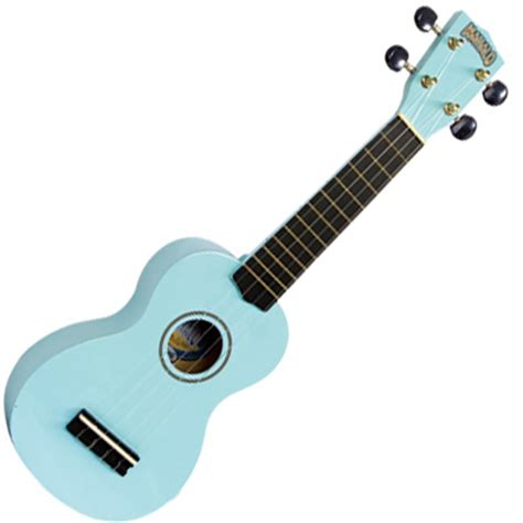 blue ukulele mahalo u30g ukulele light blue dv247