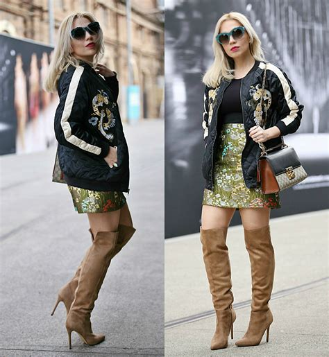Gucci Vs Marks Spencer by Vargas Bardot The Knee Boots Marks