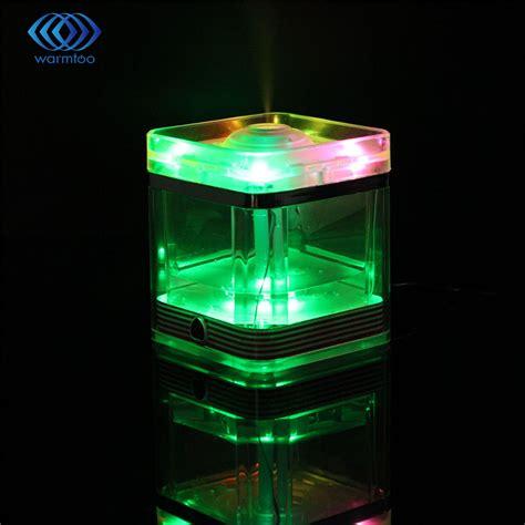Aroma Therapy Usb Pumpkin Mini Humidifier Led Light With Sensor colourful mini usb 200ml 5v humidifier ultrasonic humidifier air purifier aroma diffuser for
