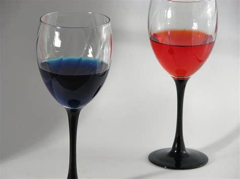colored wine glasses glasses free stock photo colored wine glasses 290
