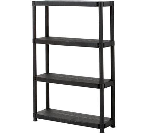 Shelf Units Argos by Buy 4 Tier Shelving Unit At Argos Co Uk Your Shop