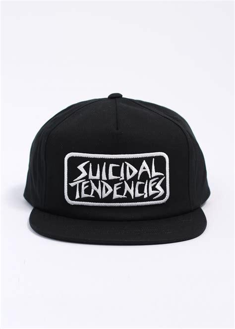 obey x suicidal tendencies x suicidal tendencies propaganda snapback cap black