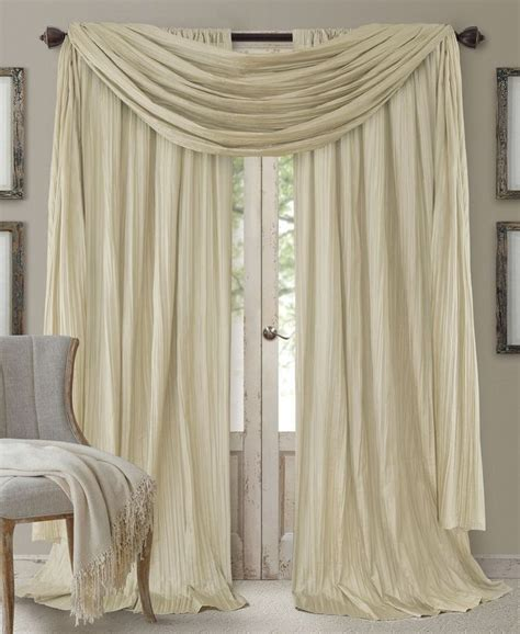 scarf valance curtains 25 best ideas about scarf valance on pinterest curtain