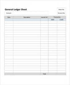 accounting forms templates sle accounting form 9 documents in pdf