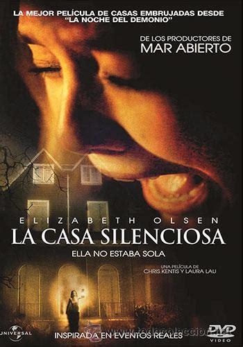 libro silent house silent house la casa silenciosa elizabeth ols comprar pel 237 culas en dvd en todocoleccion