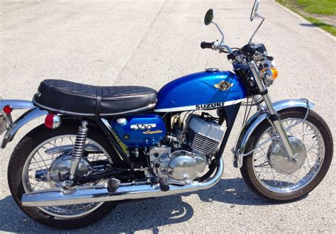 T350 Suzuki Restored Suzuki T350 Rebel 1970 Photographs At Classic