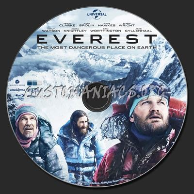 film everest in dvd everest 2015 blu ray label dvd covers labels by